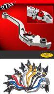 Pazzo - Titax  Verstellhebel für Bremse oder Kupplung