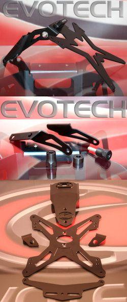 Evotech Kennzeichenhalter Ducati Hypermotard