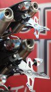 Evotech Nummernschildhalter KTM 990 Supermoto