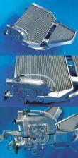 Aluminium-Wasserkühler