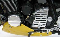 CNC Ritzelabdeckung für Yamaha XJR
