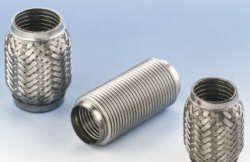 Auspuff Flex-Rohrverbindungen Schlauchgelenke