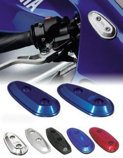 Spiegelloch-Abdeckungen für Yamaha