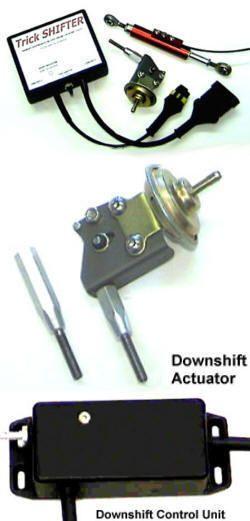 Trickshifter Schaltautomat Up/Downshift