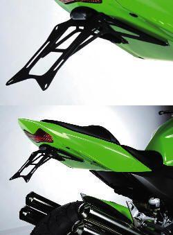 DPM Kennzeichenhalterung für Kawasaki Ninja/Z