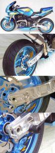 CNC-Schwinge für Kawasaki ZX-12R