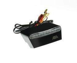 ABM Doppia LED Kennzeichenleuchte mit intergriertem Rück-/Bremslicht