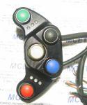 Carraro Engineering Schaltereinheiten Race 5-fach programmierbar
