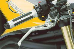 Billet-Handhebel Race für Triumph SpeedTriple und StreetTriple R