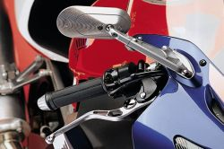 DPM Billet-Handhebel Race für Honda CBR 900 Bj.00-01