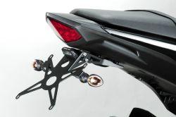 DPM Kennzeichenhalterung Race Honda Hornet 600 Bj.11