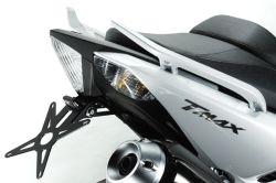 DPM Kennzeichenhalterung für Yamaha T-Max 530 ab Bj.12