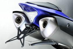 DPM Kennzeichenhalterung für Yamaha R1 Bj.09-