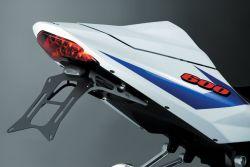 DPM Kennzeichenhalterung für Suzuki GSXR 600/750