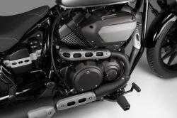 DPM Rastenvorverlegung Yamaha XV950R ab Bj.14 um 115mm wieter nach vorne