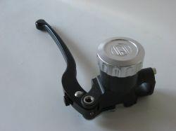 Discacciati Radialbremspumpe 16mm oder 19mm mit Behälter Rund Hebel starr