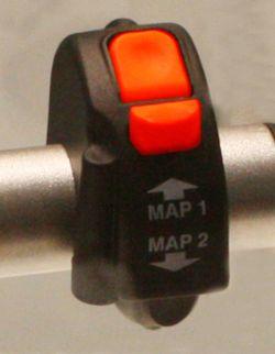 Umschalter für 2 verschiedene Kennfelder z.B. PowerCommander oder RapidBike