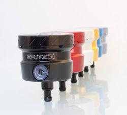 Evotech Bremsflüssigkeitsbehälter groß Anschluss senkrecht