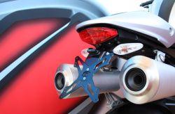 Evotech Kennzeichenhalter Ducati Monster 1100