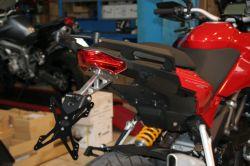 Evotech Kennzeichenhalter Ducati Multistrada 2010
