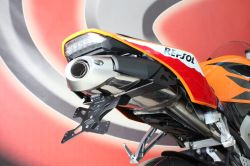 Evotech Kennzeichenhalter Honda CBR600RR ab Baujahr 2013