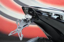 Evotech Kennzeichenhalter Honda Integra 700