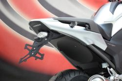 Evotech Kennzeichenhalter Honda NC 700 X/S