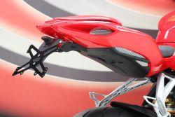 Evotech Kennzeichenhalter MV Agusta F3