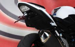 Evotech Kennzeichenhalter Suzuki Gladius GSR 750