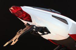 Evotech Kennzeichenträger Triumph Street-Triple 675R Daytona 675R ab Bj.13