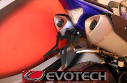 Evotech Kennzeichenhalter Yamaha R1