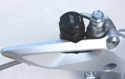 Behälter für Bremspumpe Suzuki B-King hinten