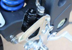 Behälter für Bremspumpe Triumph-ST hinten