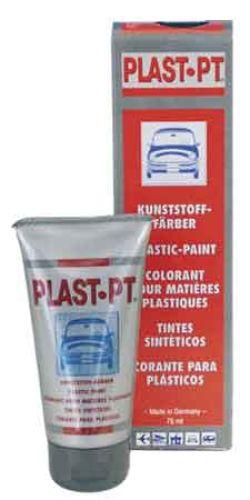 Kunststoff-Farben Plast PT verschiedene mischbare Farben