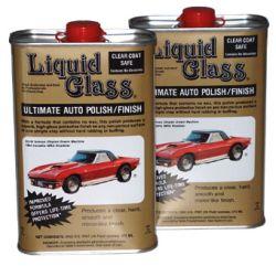 Liquid-Glass Hochglanzversiegelung 2er Set