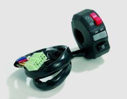 Universal Schalterarmatur Lenker Rechts mit Zündstrom An/Aus Licht An/Aus Startertaster