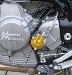 Moto Morini Kupplungsnehmerzylinder zur Reduzierung der Handkraft am Betätigungshebel