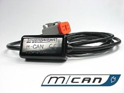 Motogagdet M-CAN Harley-Adapter