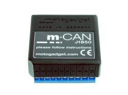 Motogagdet M-CAN J1850 Harley-Adapter Signalkonverter