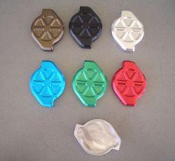 Wasserkühlerdeckel Cover in 6 verschiedenen Farben