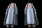 Ölkühlerpaar 190mm für FLH, FXD, XL (EVO, ST, TC)