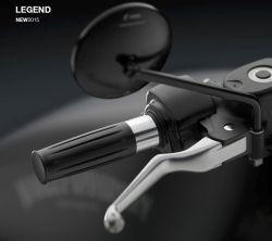 CNC-Alu-Griffhülsen Legend metrisch 22mm