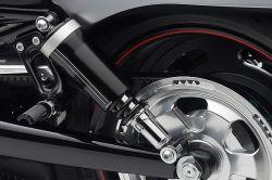 Rizoma Federbeinhülse Harley V-Rod Stossdämpfercover VRSCDX