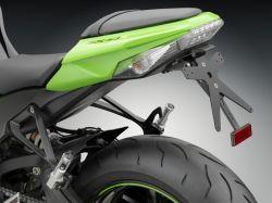 Rizoma Kennzeichenhalter Kawasaki ZX 10R ab Baujahr 2010