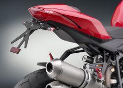 Rizoma Kennzeichenhalterung für Ducati 1098