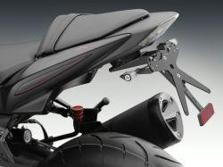 Rizoma Kawasaki Kennzeichenhalter Z-750R