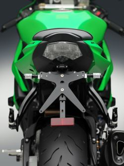 Rizoma Kawasaki ZX Kennzeichenhalter