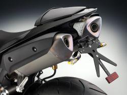 Rizoma Yamaha Kennzeichenhalter