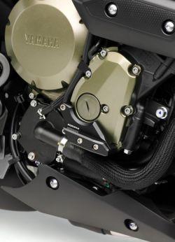 Motorschutz Sturzpad Yamaha XJ6 Rechts