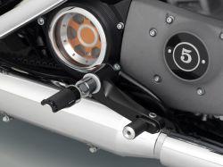 Rizoma Rastenanlage Harley Sportster XL 883 1200